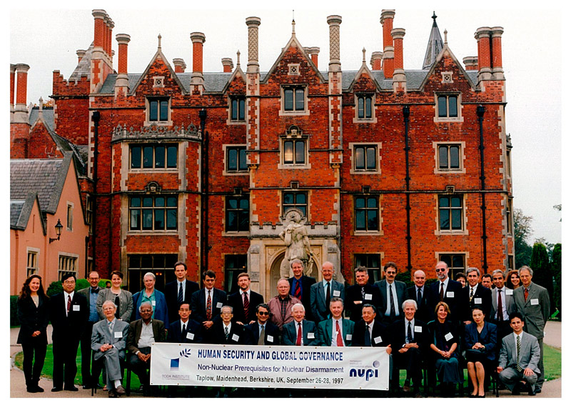 Taplow, U.K. Conference -  Group Photo